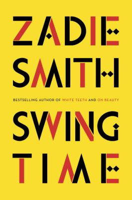 Cover of Swing Time by Zadie Smith