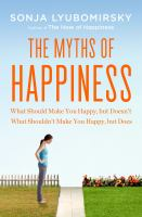 Image: The Myths of Happiness