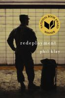 Redeployment, by Phil Klay