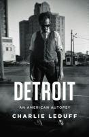 Detroit cover image.
