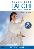 Image: Simplified Tai Chi for Beginners