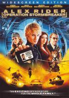 Alex Rider, Operation Stormbreaker