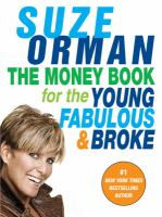 The Money Book for the Young, Fabulous & Broke