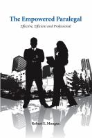 The Empowered Paralegal