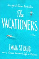 Cover of The Vacationers