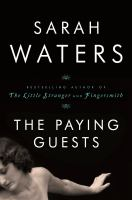 The Paying Guests, by Sarah Waters