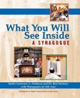 What You Will See Inside A Synagogue