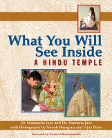 What You Will See Inside A Hindu Temple