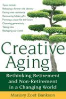 Creative Aging