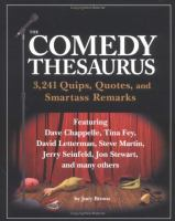 The Comedy Thesaurus