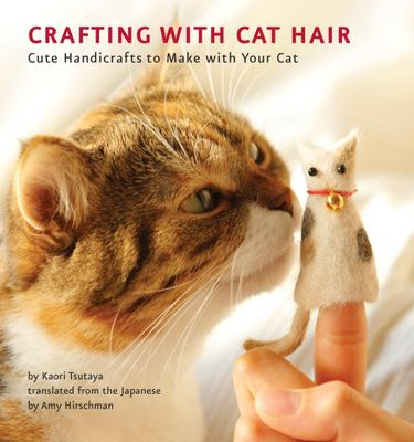 Crafting with Cat Hair book cover