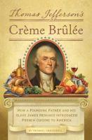 Thomas Jefferson's Crème Brûlée