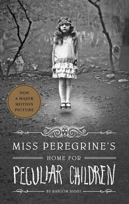 Book Cover - Miss Peregrine's Home for Peculiar Children