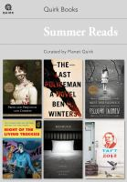 Quirk Books Summer Reads