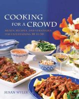 Cooking for A Crowd