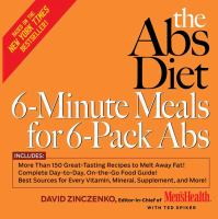 The Abs Diet 6-minute Meals for 6-pack Abs