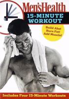 Men's Health 15-minute Workout