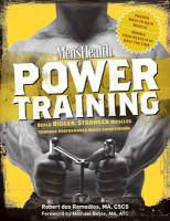Men's Health Power Training