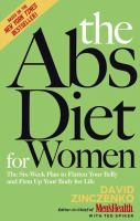 The Abs Diet for Women