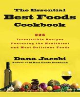 The Essential Best Foods Cookbook