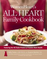 WomenHeart's All Heart Family Cookbook