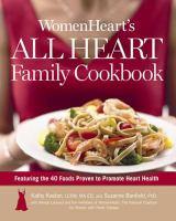 WomenHeart's All Heart Family Cookbook