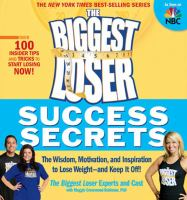 The Biggest Loser Success Secrets