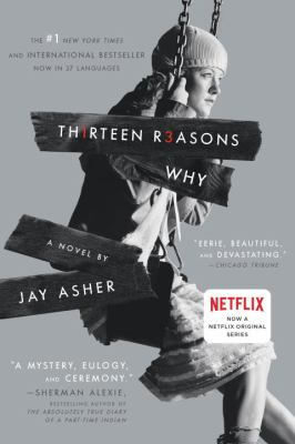 Book Cover - Thirteen Reasons Why
