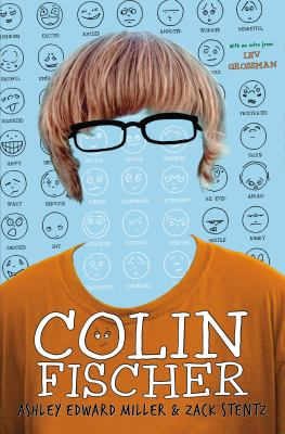 Colin Fischer book cover