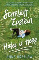 Cover of Scarlett Epstein Hates It Here