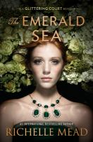 GLITTERING COURT. BOOK 03,THE EMERALD SEA