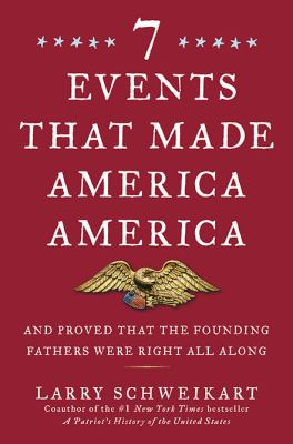 Cover image for Seven Events That Made America America