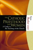 The Catholic Priesthood and Women