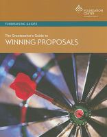The Grantseeker's Guide to Winning Proposals