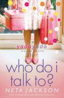Who Do I Talk To?