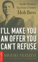 I'll Make You An Offer You Can't Refuse