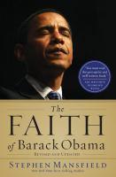 The Faith of Barack Obama