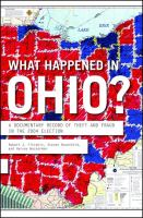 What Happened in Ohio?