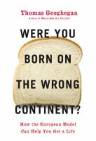 Were You Born on the Wrong Continent?