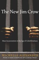 Image: The New Jim Crow