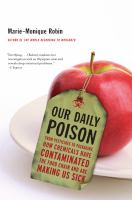 Image: Our Daily Poison