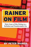 Rainer on Film