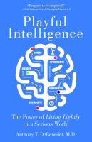 Playful Intelligence