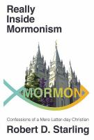 Really Inside Mormonism
