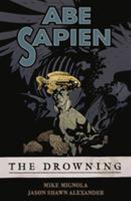 Cover image for Abe Sapien [vol. 01]