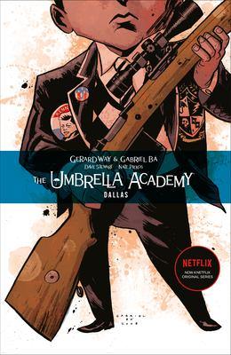 umbrella academy dallas cover