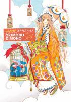 Clamp Mokona's Okimono Kimono