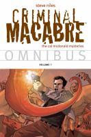 Criminal Macabre Omnibus