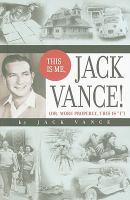 This Is Me, Jack Vance!