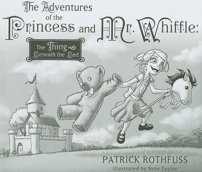 Cover image for The Adventures of the Princess and Mr. Whiffle